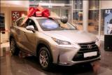 Ночь распродаж в автосалоне Lexus